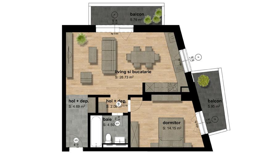 Apartamentul 16